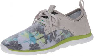 timeless design b1074 e7cbb Cushe Women s Shakra, Light Grey Lime Surf, 36 BR 5 M US