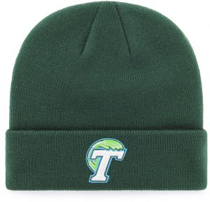 35b8704edfc OTS NCAA Tulane Green Wave Raised Cuff Knit Cap