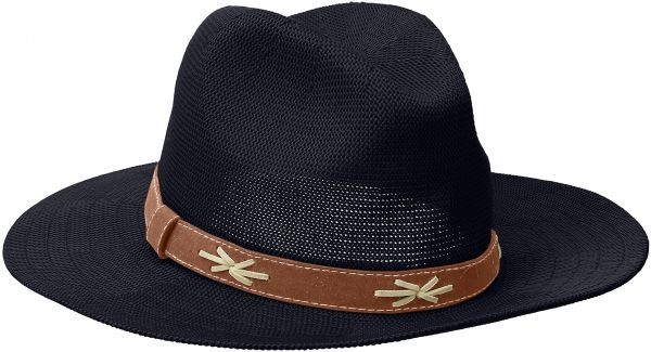 San Diego Hat Company Women s Knit Fedora with Faux Suede Band 16551229ecfb