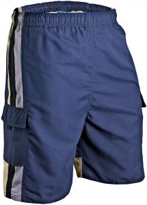 43f659adb007 Phantom Aquatics Seaboard Surf Wear Mens Swim Trunks - bl-Br-Sm