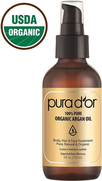 pure moroccan argan oil for face
