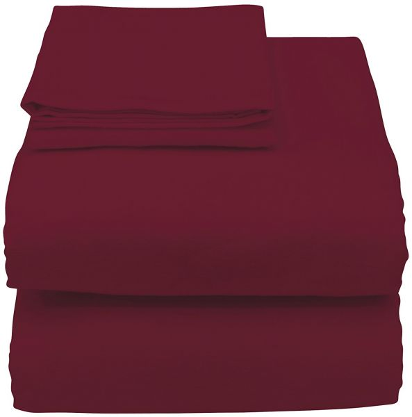 Essential Medical Supply Deluxe Hospital Bed Sheet Set Includes