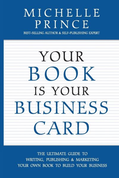 Your Book Is Your Business Card Souq Uae