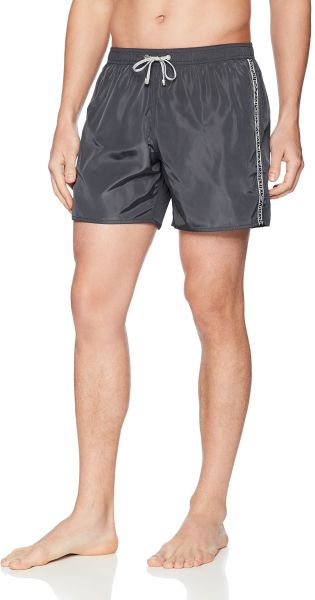 5304402481bb7 Emporio Armani EA7 Men's Sea World Beachwear Premium Boxers, Anthracite,  Large. by Emporio Armani, Swimwear - 1 rating