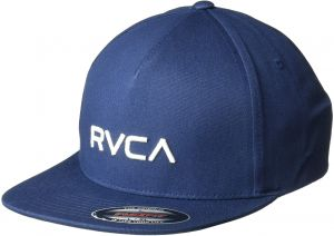 RVCA Men s Sport Flexfit Hat 8a9e68fefc93