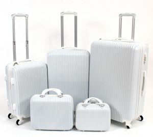 35df6c744c658 Limra Luggage Trolley Bags set of 5 Pcs