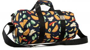 df699dd8a7 Everest Pattern 16-Inch Round Duffel Bag