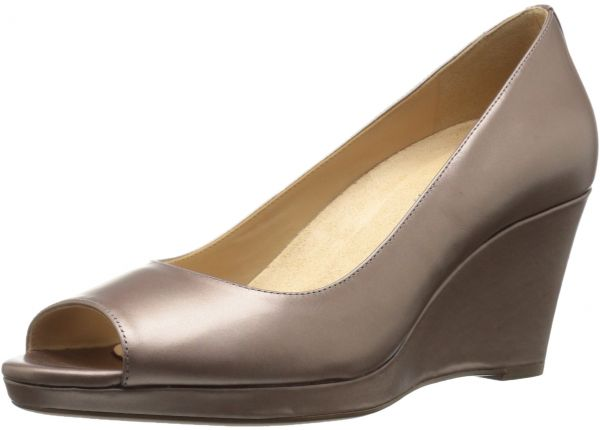 9e3869057248 Naturalizer Women s Olivia Wedge Pump