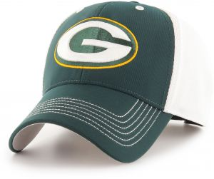 new product 57b95 57c98 OTS NFL Green Bay Packers Sling All-Star MVP Adjustable Hat, Dark Green,  One Size