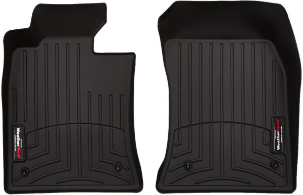 Weathertech 441361 Custom Fit Front Floorliner For Mini Cooper