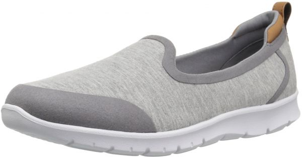 d12a74fb8e1 CLARKS Women s Step Allena Lo Loafer Flat