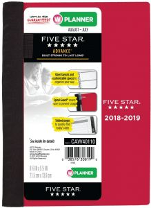 buy office franklin planner refill 5 fis at a glance brownline
