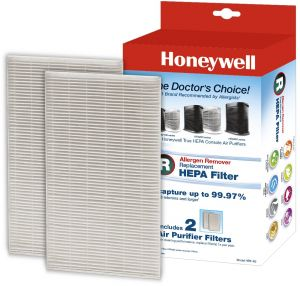 kaz honeywell true hepa replacement filter hrf-r2-2 pack