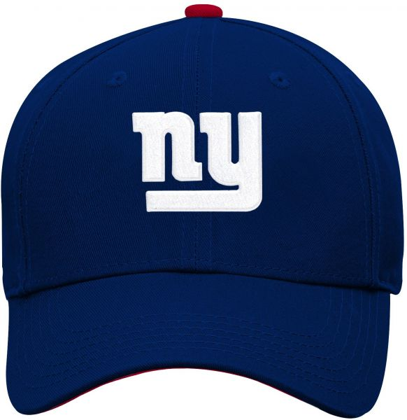846647452b7 NFL by Outerstuff NFL New York Giants Youth Boys Basic Structured ...