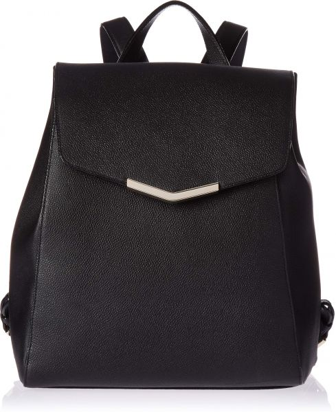 Time s Arrow Women s Harper Backpack Bowery Black  1f071a6ae
