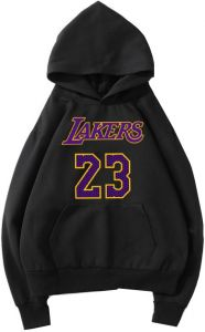 b45268777b0 JAMES LAKERS basketball classic Unisex teens men Hoodies casual lover  Pullover Sportswear Sweatshirt Tops. by Other