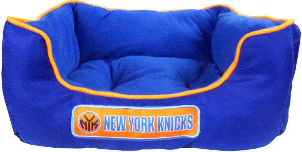 NBA NEW YORK KNICKS Dog Cuddle Bed. Comfortable Pet Bed  d051737fa