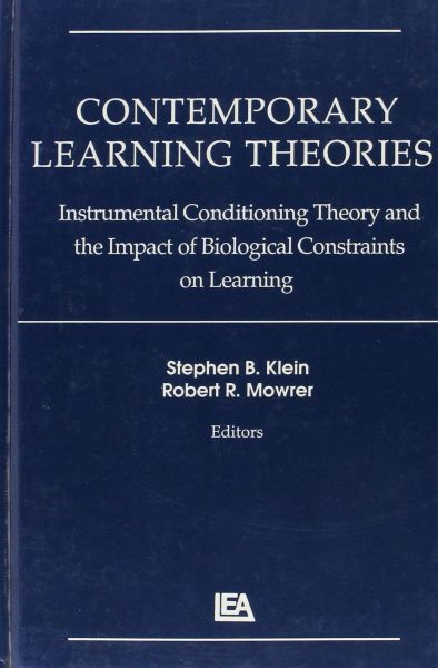 conditioning theory of learning