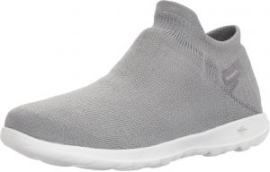 7576bd2ef حذاء رياضي للنساء من Skechers Performance Go Walk lite-15372 - Grey - 8.5 B(M)  US
