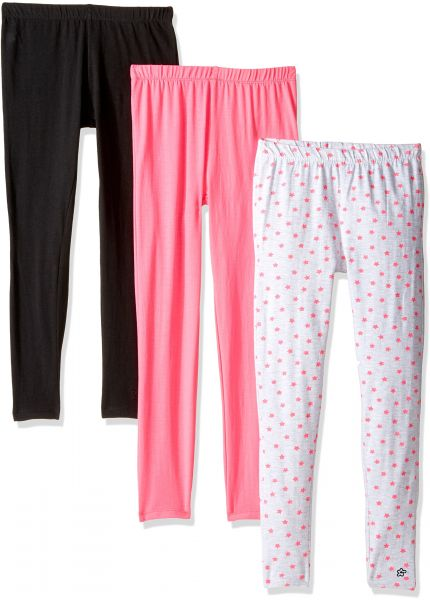 22fb8b89d6bf Limited Too Little Girls  3 Pack Jesey Spandex Legging