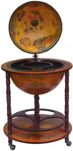 Waypoint Geographic Napoli 18 Italian Style Floor Standing Bar Globe Buy Online Toys At Best Prices In Egypt Souq Com