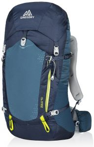 fb30fd345a9a Gregory Mountain Products Zulu 40 Liter Men s Multi Day Hiking Backpack