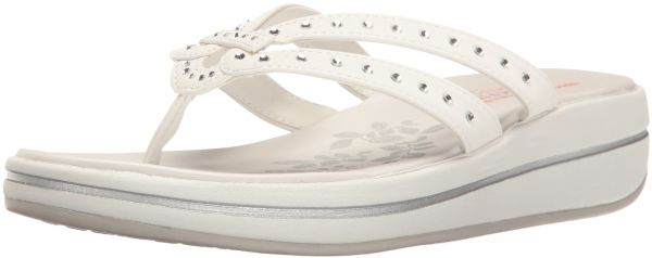 86dac4551b2e9d Skechers Women s Upgrades Be-Jeweled Flip Flop