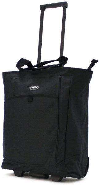 bce0b51bb0 Olympia Luggage Rolling Shopper Tote