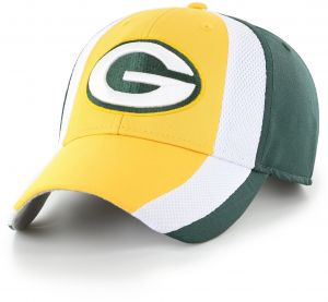 cheaper 7a571 1050e OTS NFL Green Bay Packers Adult Select All-Star MVP Adjustable Hat, One  Size, Dark