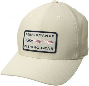 976c97d5 Columbia Unisex Pfg Clearwater Hat, Fossil Fish Trio, Large/X-Large
