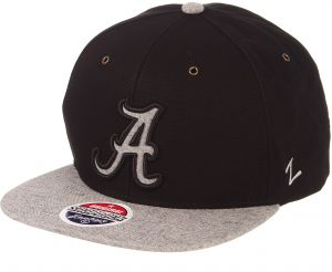 7c09cbcbee2 Zephyr NCAA Alabama Crimson Tide Men s Boss Snapback Hat
