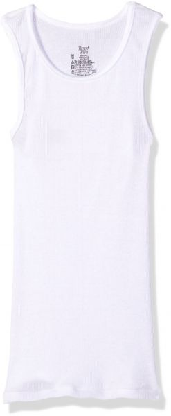 d17a879d871912 Hanes Big Boys  Ultimate Cool Comfort Tank Undershirt 5-Pack