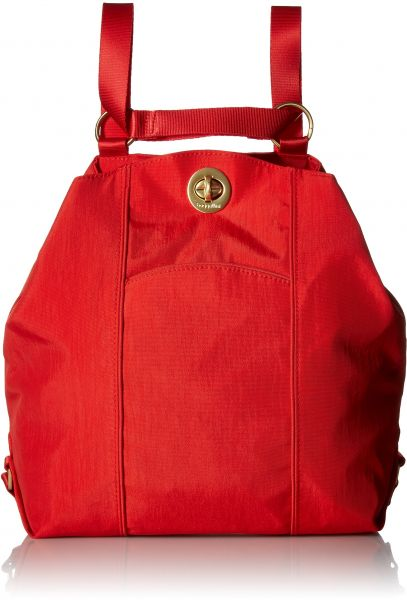 حقيبة ظهر baggallini ميندوسا -  Red -  One Size
