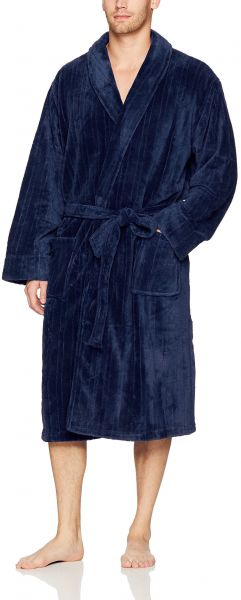 Jockey Men s Drop-Needle Comfort Soft Robe cc35e9506