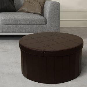 Otto Ben Storage Ottoman Coffee Table With Smart Lift Top