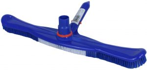 """Ocean Blue 130040B Vacuum Brush with Swivel Cuff and Easy-Clip Handle for Swimming Pools, 20"""""""