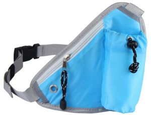 Multifunctional Water Resistant Waist Pack With Water Bottle(Not Included)Holder Running Belt Bag Pouch Fanny Pack for Hiking Running Cycling Camping ...