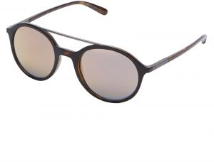 fb355be6728 Giorgio Armani Round Unisex Sunglasses - 8077 5026 4Z -52 -21 -140 mm