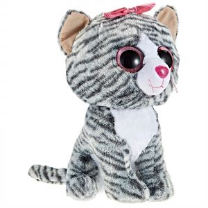 9680b67dd5a Ty Beanie Boos Kiki Kitten Cat Stuffed Toy - 3 Years   Above