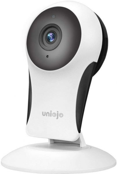 Home Camera, UNIOJO Wifi Security Camera Wireless IP Surveillance Camera  with Night Vision Activity Detection Alert Baby Monitor, Remote Monitor  with