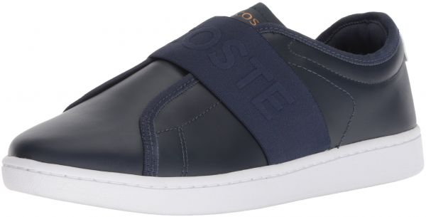 5f8a3721da5 Lacoste Carnaby Evo Slip On Sneaker For Women