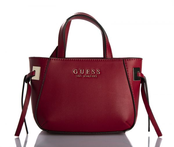 03c751e4ce91 GUESS Tote Bags for Women - Burgundy