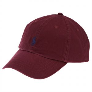 094485a1befe2 Polo Ralph Lauren Classic Sports Cap For Men - Wine