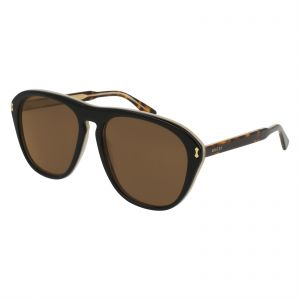 8a24ffb9f5 Gucci Oversized Sunglasses for Women - Grey Lens