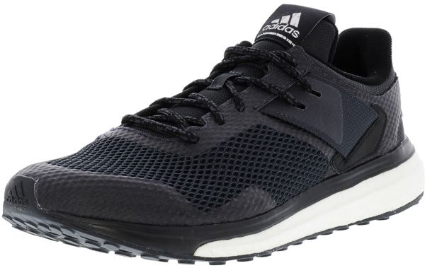 new concept a4e84 f3149 Adidas Women s Response 3 Core Black   Dark Grey Ankle-High Running ...