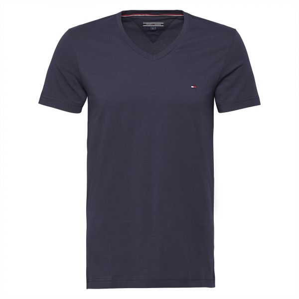 90d31e75a2 Tommy Hilfiger T-Shirt for Men - Navy