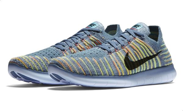 pas cher pour réduction 344f8 4a66e Nike Free Rn Running Shoes For Women - Multicolor