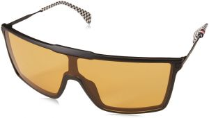 acc1c36e7356 Tommy Hilfiger Square Sunglasses for Unisex - Yellow Lens