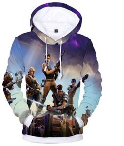 b3ab3a62d369 3D Digital Printing Hot Fortress Night Fortite Game Surrounding Youth Men  And Women Clothing Hooded Loose Hoodie and Sweatshirt Fashion Hip Hop Men s  Hoodie
