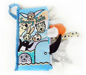 c7e571b0e Baby Cloth Book Infant Early Development Toy Baby doll toy Cloth Books